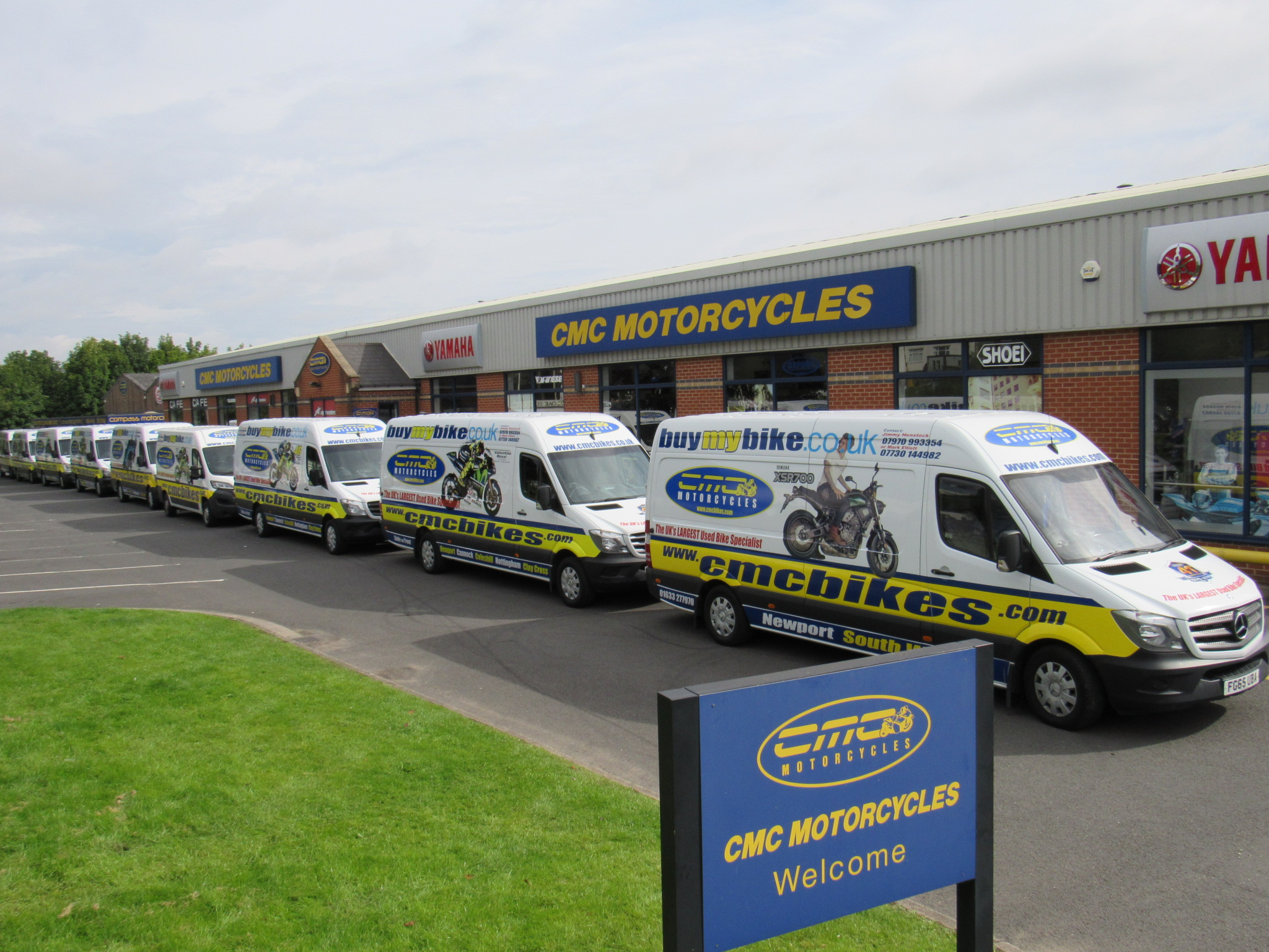 Part of CMC Motorcycles Ltd